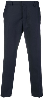 Ami Paris cropped trousers