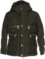 DSQUARED2 Down jackets - Item 41732663