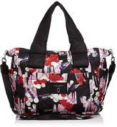 Marc Jacobs Geo Spot Printed Knot Diaper Bag
