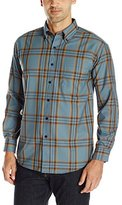 Pendleton Men's Long Sleeve Button Front Sir Pen Shirt