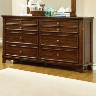 Hokku Designs Branden 6 Drawer Double Dresser