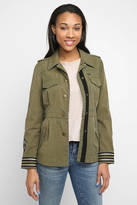 Plenty by Tracy Reese Embroidered Utility Jacket