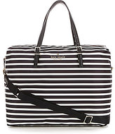 Kate Spade Watson Lane Collection Lyla Striped Weekender