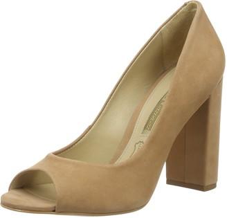 Buffalo London ZS 5720-15 NOBUCK Womens Closed Toe Heels