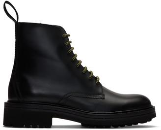 HUGO Black Impact B-01 Boots