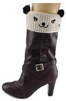 BearPaw Bear Knit Boot Cuff Women Boot Socks