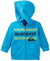 Quiksilver Hooded Zip Fleece (Baby Boys)