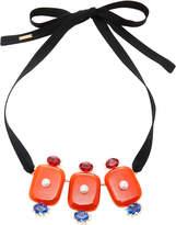 Marni Resin Ribbon Necklace