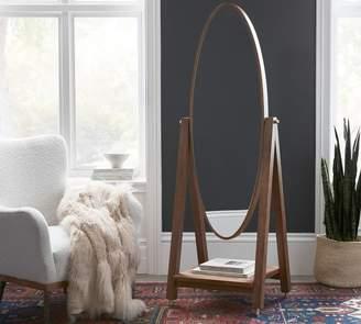 Pottery Barn Tera Pivoting Floor Mirror