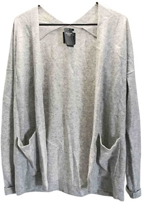 Abercrombie & Fitch Grey Cashmere Knitwear for Women