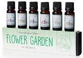 Gardenia Premium Grade Fragrance Oils - Flower Garden - Gift Set - 6/10ml Bottles - Violet, Rose, Plumeria, Gardenia, Jasmine, Lilac & Lillies
