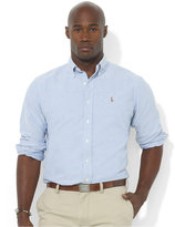 Polo Ralph Lauren Men's Big and Tall Long-Sleeve Oxford Shirt