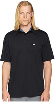 Quiksilver Waterman Water Polo 2 (Black) Men's Clothing