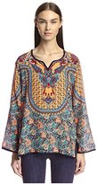Tolani Women's Salina Tunic Top