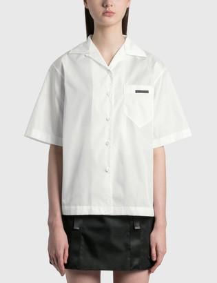 Re-Nylon Gabardine Shirt