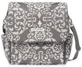 Petunia Pickle Bottom Boxy Backpack® in Earl Grey