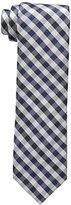 Perry Ellis Men's William Check Tie
