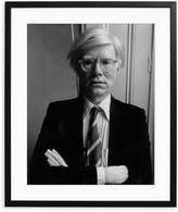 Sonic Editions Warhol (Framed)