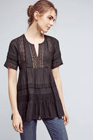 Maeve Tiered Lace Tunic