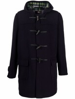 Thumbnail for your product : Gloverall Hooded Duffle Coat