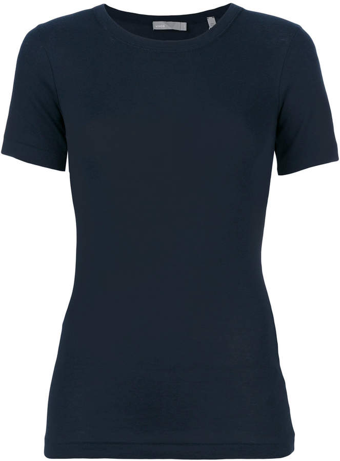 Vince classic fitted T-shirt