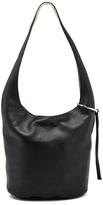 Elizabeth and James Women's Finley Courier Bag Black