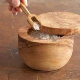 Sur La Table Berard Olivewood Salt Keeper