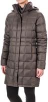 Columbia Hexbreaker Omni-Heat® Long Down Jacket - 600 Fill Power (For Women)