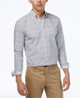 Ben Sherman Men's Slim-Fit Floral Shirt