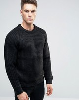 French Connection Space Twist Sweater