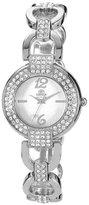 JLO by Jennifer Lopez JL-2821SVSB women's quartz wristwatch
