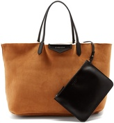 Givenchy Antigona reversible shearling tote