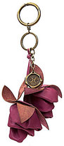 Patricia Nash Fiore Rose Keychain