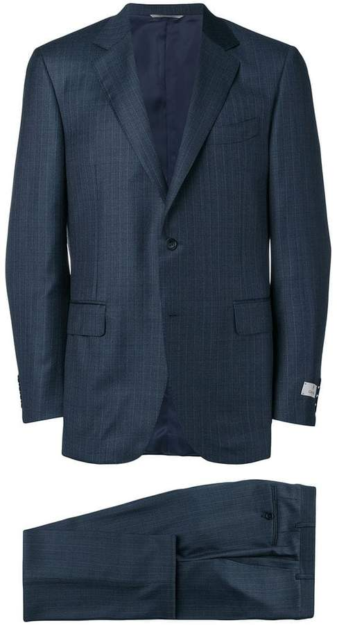 Canali pinstripe formal suit