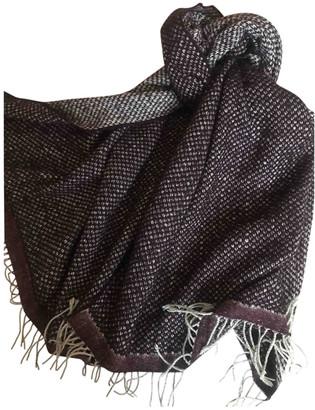 Hartford Burgundy Wool Scarves