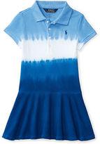 Ralph Lauren Dip-Dyed Polo Dress