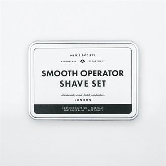 Men's Society Mens Society Smooth Operator Shave Set