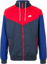 Nike classic windrunner jacket - men - Polyester - S