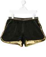 Little Marc Jacobs teen reversible shorts