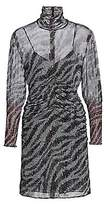 Rag & Bone Women's Maris Silk Mini Dress - Size 0