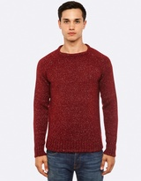 Oxford Matty Crew Neck Knit