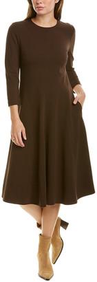 Lafayette 148 New York Topenga A-Line Dress