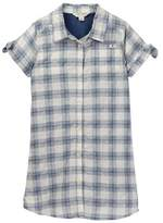 Lucky Brand Bree Plaid Shirt Dress (Big Girls)