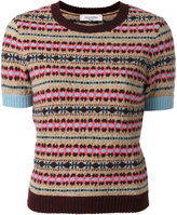 Valentino cropped jumper