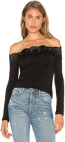 Nightcap Clothing Everyday Off Shoulder Top