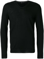 HUGO BOSS Melba V-neck jumper