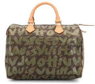 Louis Vuitton Pre Owned Speedy 30 holdall
