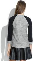 Madewell Textured Raglan Pullover
