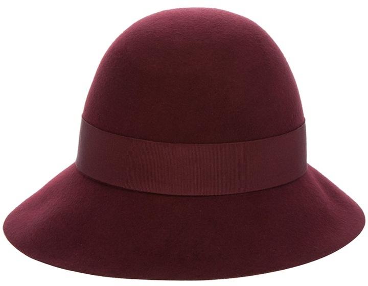 Stella McCartney Wide brim hat