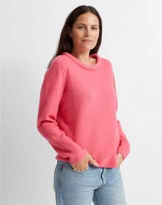 Club Monaco Bubble Crewneck Sweater
